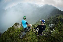 Photo Epic: Hunting Head Space with Fabio Wibmer in Austria