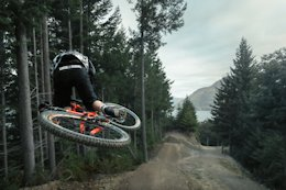 Video: High-Speed Freeride On Dreamline