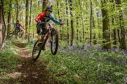 Video: Bluebells & Blue Skies At The Bigwood Enduro