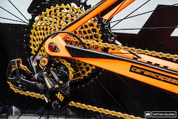 Bike Check: Anne Terpstra's Ghost Lector - Albstadt World Cup XC