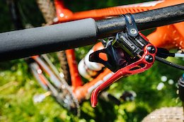 Exotic Brakes and a Single-Crown, Single-Sided Fork - Albstadt World Cup XC