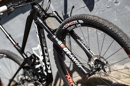Kross' Prototype Race Bike - Albstadt World Cup XC