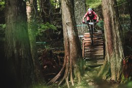 This Loamy Trail is One of the Best Enduro Race Stages in British Columbia - Video