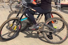 Spotted: Is This Specialized's New DH Bike?