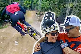 Video: Riders of Whistler Bike Park Opening Weekend 2018
