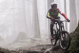 Video: Canadian DH Champ Trains for World Cup Racing on Vancouver's North Shore