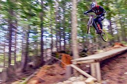 Video: Hitting Classic Gaps & Lines on Whistler Opening Weekend