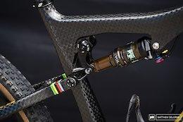 Bike Check: Vlad Dascalu's Protek 29FS - Nove Mesto World Cup XC