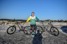 Podcast: Talking with Australia's Biggest MTB Prospect, Cassie Voysey