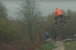 Video: Steve Peat, Brendan Fairclough, Kriss Kyle & Josh Lewis Play BIKE