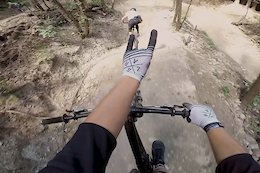 Video: Nico Vink & the Loose Riders Get Sendy