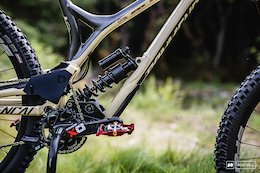 Rémi Thirion & Amaury Pierron's Race Bikes - Fort William DH World Cup 2018