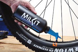 Review: Milkit Booster - Tubeless Tire Inflation Reservoir