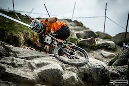 Video: Fort William DH World Cup Practice Highlights
