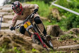 Video: Behind The Scenes As Amaury Pierron Wins His 2nd World Cup DH in Leogang