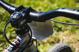 Bike Check: Austin Warren's Single-Speed Racer - Crankworx Les Gets 2018