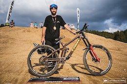 Whip-Off Winning Bike Checks - Crankworx Les Gets 2018