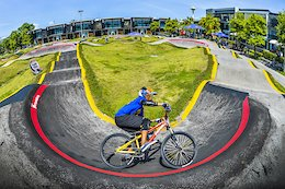Red Bull Pump Track World Championship Qualifier in Taiwan