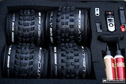 Specialized's New BLCK DMND Tire Casing - EWS Petzen-Jamnica 2018