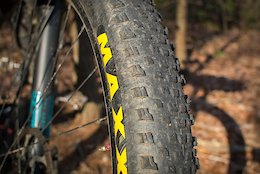 First Ride: Maxxis Rekon Race