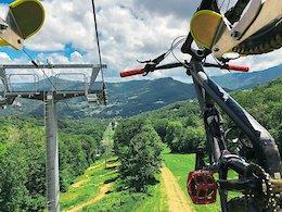 North Carolina's Newest Bike Park, Sugar Mountain Resort