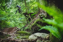 Video: Riding With Kona's Western Sales Rep On Vancouver's North Shore