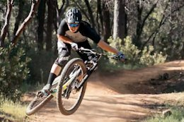 Video: Martha Gill Absolutely Shreds The New Marin Alpine Trail