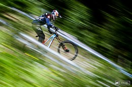 Video: Practice & First Impressions - Val di Sole DH World Cup 2018