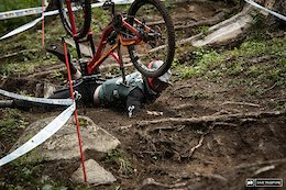 Practice Photo Report: The Snake Pit - Val Di Sole World Cup 2018
