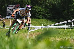 Video: XCC Short Track Highlights - Val Di Sole World Cup 2018
