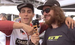 Wyn TV: Finals - Val di Sole DH World Cup 2018