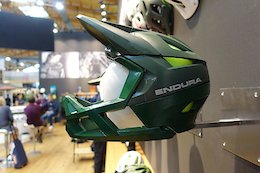 Prototype Endura Lids & New Thule Backpacks - Eurobike 2018