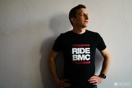 From the Top: BMC's Head of Mountain Bike Development Stefan Christ