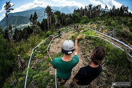 Track Walk Photo Report: Andorra World Cup DH 2018