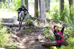 Video & Race Report: Trans BC Enduro Days 1 & 2 - Rossland