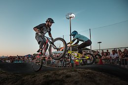 Video: Red Bull Pump Track World Championships Pits MTB Against BMX