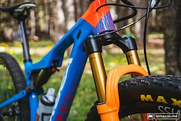 Orbea's New Oiz XC Bike - Vallnord World Cup 2018
