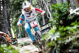 Qualifying Photo Report: Altitude Sickness - Vallnord World Cup DH 2018