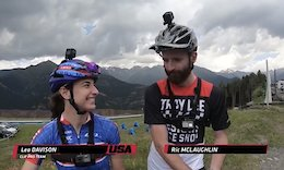 Video: XC Course Preview - Vallnord World Cup 2018