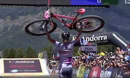 Video: XC Highlights - Vallnord World Cup 2018