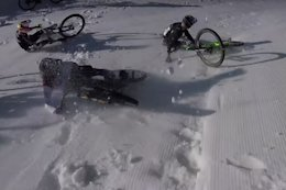 Video: Megavalanche Carnage POV from Ratboy & Loosedog