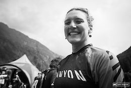 Ines Thoma Out Of EWS Whistler