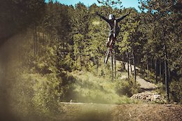 Video: Nico Vink Sends New South of France Bikepark