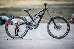First Ride: Polygon's  New XquarOne DH