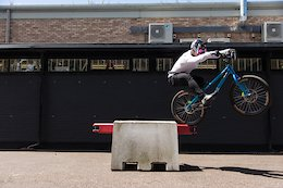 Video: Trials Rider Duncan Shaw Gets Creative on the Streets
