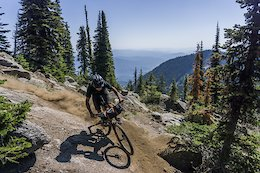 Bikepacking Across BC's Rossland Range in a Weekend