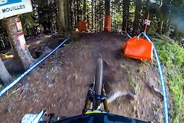 Video: The Wild & Rapid French National Championships Track in Morzine, France