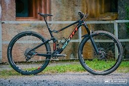 Staff Rides: Photographer Matt Wragg's Scott Spark