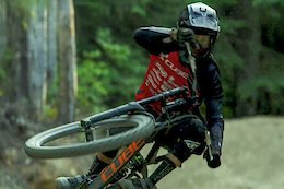 Video: Rémy Métailler Puts Cube's New DH Rig Through its Paces in Whistler