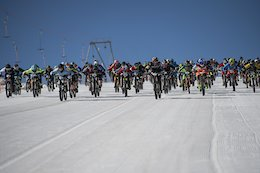 Video: Racing Action from the Maxiavalanche in Cervinia